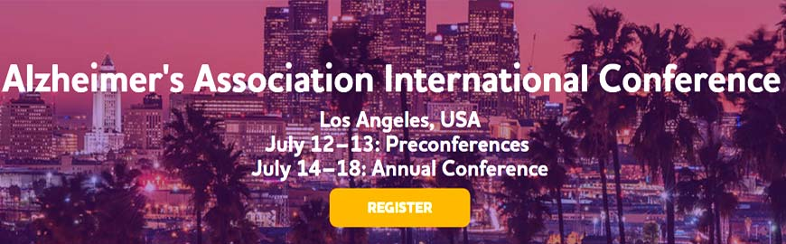 AAIC 2019 - Alzheimer's Association International Conference
