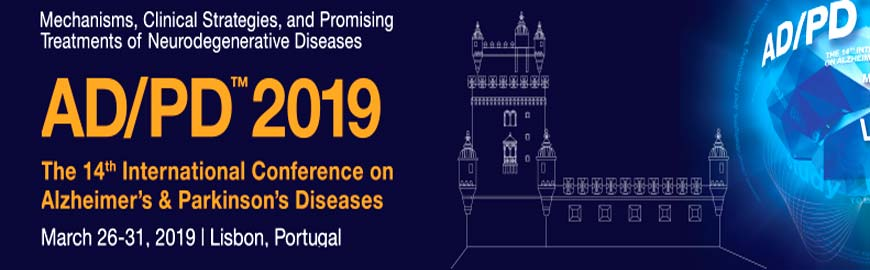 AD/PD - 14th​ International Conference on Alzheimer's and Parkinson's Diseases