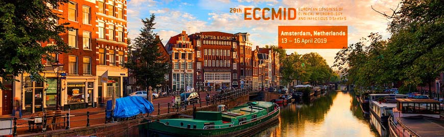 ECCMID 2019 - European Congress of Clinical Microbiology and Infectious Diseases
